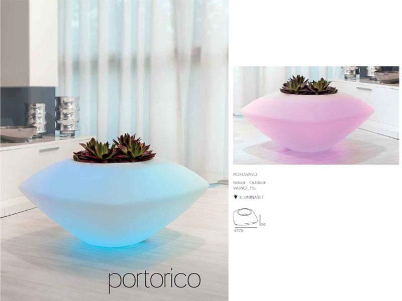 Vaso portavaso portorico arredo giardino arredo e complementi for Arredo garden