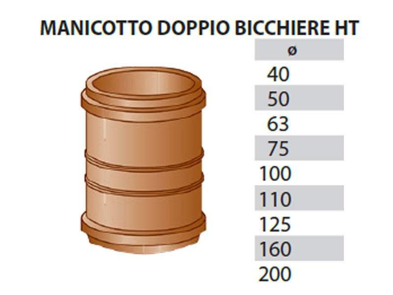 MANICOTTO DOPPOI BICCHIERE