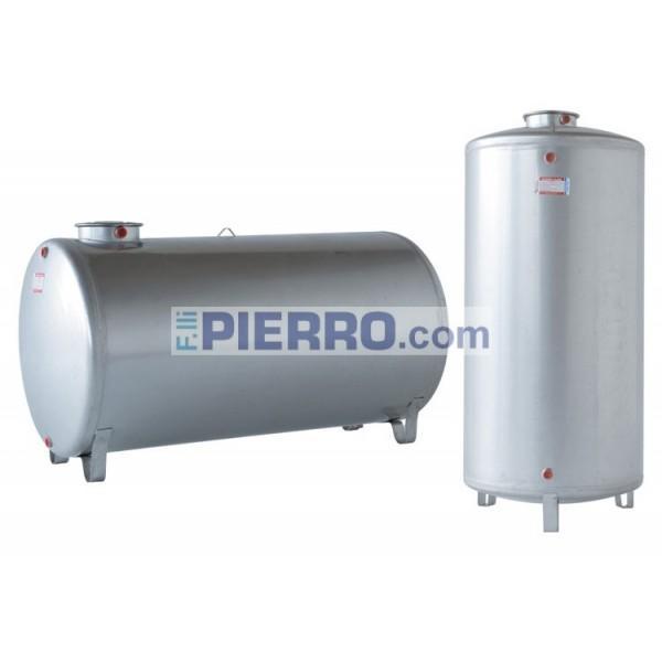 serbatoio acqua acciaio inox prezzi Prezzo Serbatoio